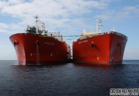 韩国三大船企欲包揽下半年LNG船订单