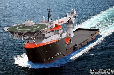 美国船厂完成史上最大海工船改装超级游艇项目