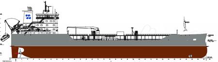 福凯船舶深耕中小型液货船设计市场连获订单