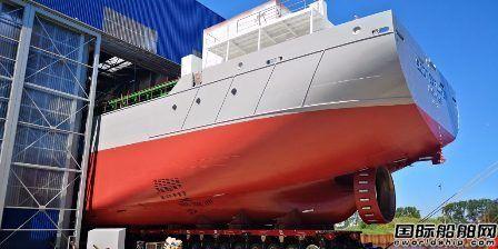 Scotline在订造第3艘近海集装箱船