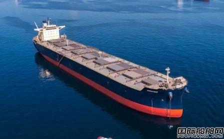 中国需求增长推动散货船租船费率创8年新高