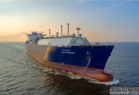 LNG船船队规模大增未来将超VLCC
