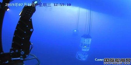 振華重工自主研制ROV系統正式投入商用