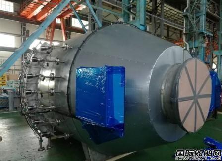 中国船柴首套SCR在宜柴调试成功