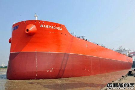 又是2艘!扬子江船业掀起交船热