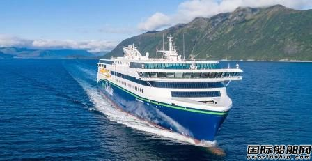 Ulstein交付全球最大插电式混合动力豪华客滚船