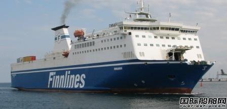 Finnlines计划订造2艘最环保客滚船