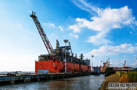 Golar LNG和Exmar竞争Leviathan项目建1艘FLNG