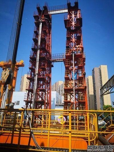 武汉船机中海油流花16-2 FPSO液压潜液泵系统国产化之路