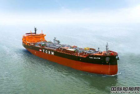 5.3万吨散货船价格_广船国际交付TORM航运一艘5万吨油船-在建新船-国际船舶网