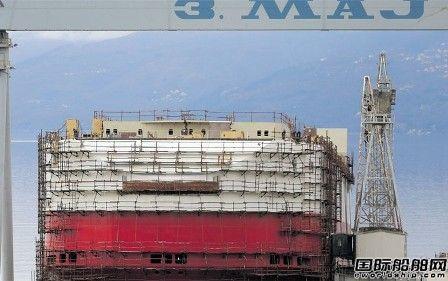 """中船重工放弃后这家船厂欲""""自救"""""""