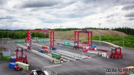 Kalmar联手诺基亚联手打造智能港口
