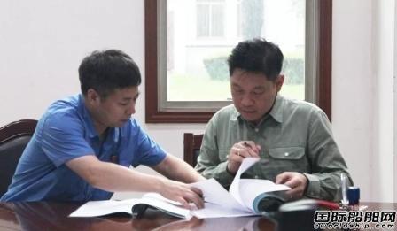 河柴与新加坡HND公司签订620船用主机代理协议