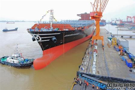 月赚3亿,扬子江船业业绩稳健