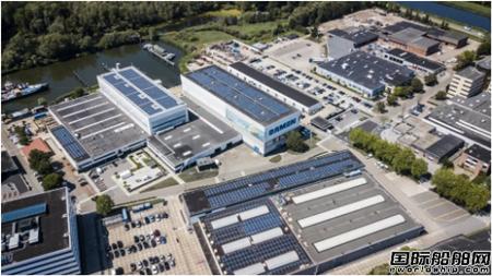 达门集团在荷兰8个船厂全面安装太阳能电池
