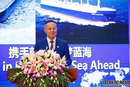 刘汉波:携手合作推动LNG产业链高质量发展