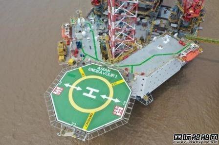 国海海工圆满完成首单海工资产处置业务