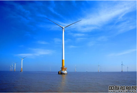 信昌机器助力英辉南方建造英国新型风电运维船