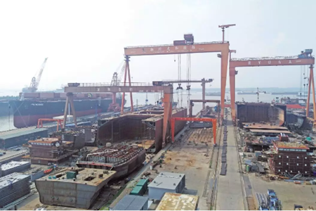 龙和造船:打造高效高质量现代化船企