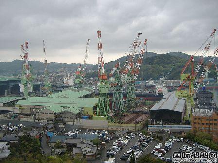 日本船企7月接单量下滑手持订单量降至7年来最低