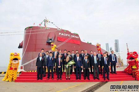 一个月32个大节点!扬子江船业生产热火朝天