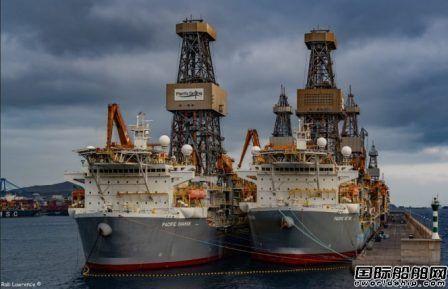 Pacific Drilling两艘钻井船获道达尔租约