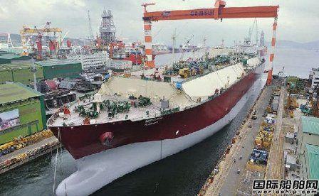 第11艘~三星重工再获1艘LNG船订单