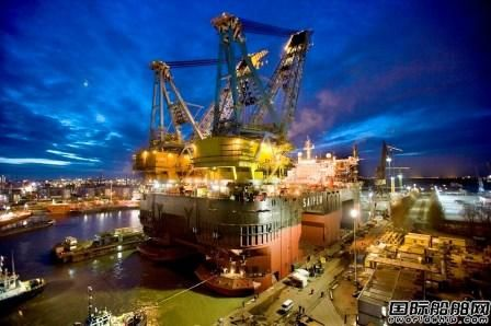 Saipem起重船队部署DNV GL ShipManager Hull软件