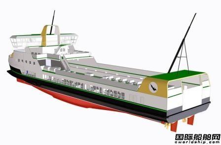 全球最大纯电动渡船完成首航将正式投入运营