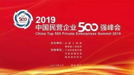 扬子江船业位列中国民营企业500强榜单排名攀升