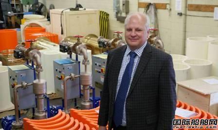 Thordon轴承新任命船舶业务发展经理