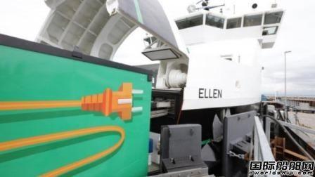 Leclanché电池助力全球最大全电力渡船