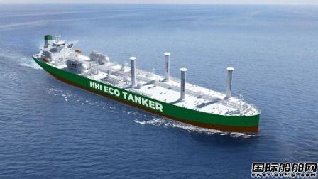 中韩船厂PK全球首批LNG动力VLCC订单