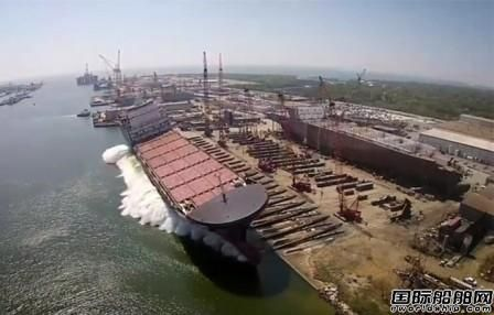 VT Halter Marine已成美国造船业的一抹亮色