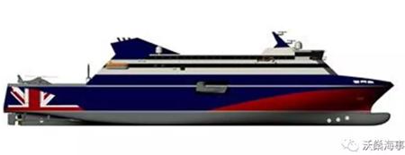 英国计划建造首艘训练及赈灾两用船