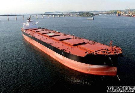 Kmarin重启项目在中国船厂订造4艘VLOC