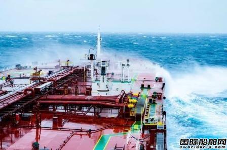 油船市场新一波需求浪潮即将到来?!