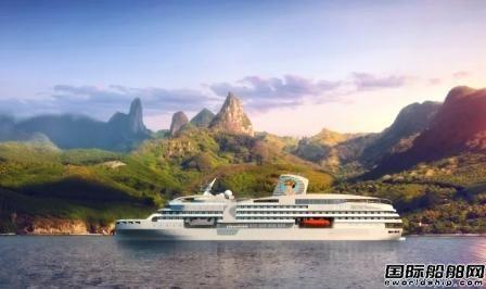 SDARI签约设计高端邮轮进军国外邮轮市场