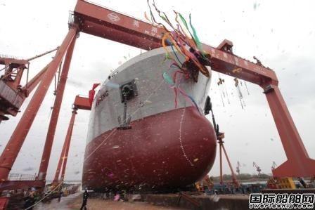 芜湖造船获TB Marine双燃料化学品船订单