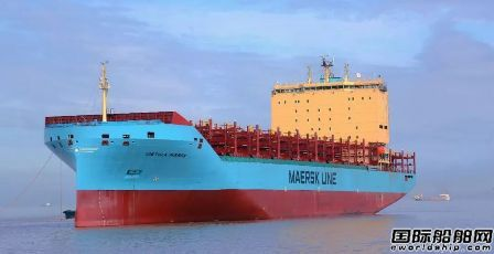 第100艘!舟山中远海运重工交付一艘81600吨散货船