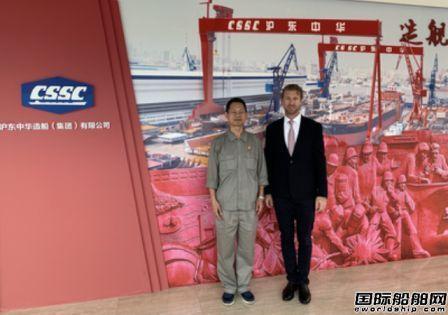 沪东中华联手Silverstream为LNG船配备气泡减阻技术