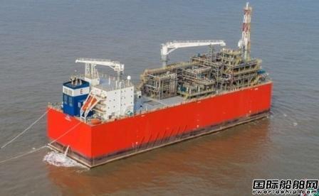 中船租赁与Exmar签署1艘FSRU售后回租协议