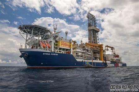 "Stena Drilling钻井船""Stena Forth""号获加纳租约"