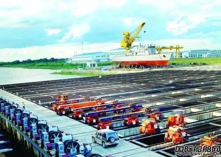 中工国际签署2.1亿美元缅甸蒂洛瓦船厂三期项目合同