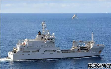 达门与荷兰国防部签订船舶维护保养合同