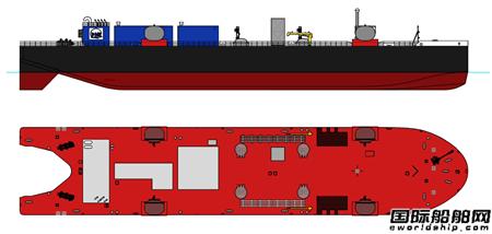 美国船东订造1+2艘LNG供气驳船