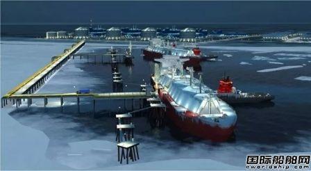 红星造船厂联手三星重工建造破冰型LNG船