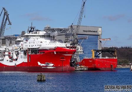 德国百年船厂FSG船厂被Tennor Holding收购