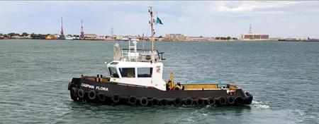 达门常德船厂签订合同6周内快速交付拖轮