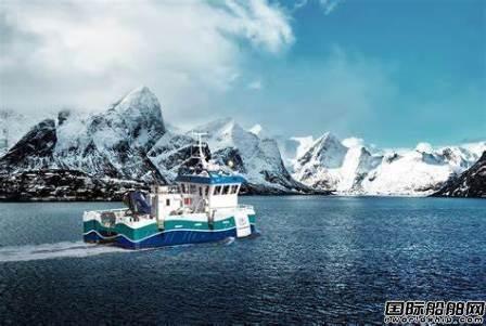 Danfoss Editron电机助力首艘渔场混合动力船